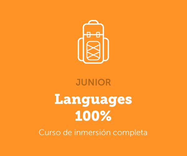 Languages 100%