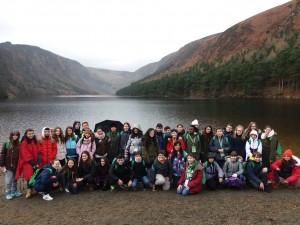 Lago de Glendalough