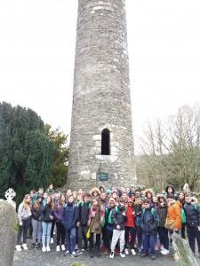 Torre de Glendalough