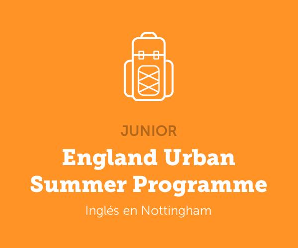 England Urban Summer Programme