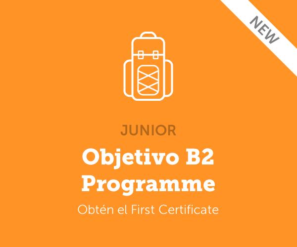 Objetivo B2 Programme
