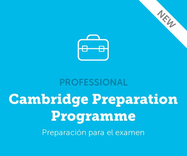 Cambridge Preparation Programme