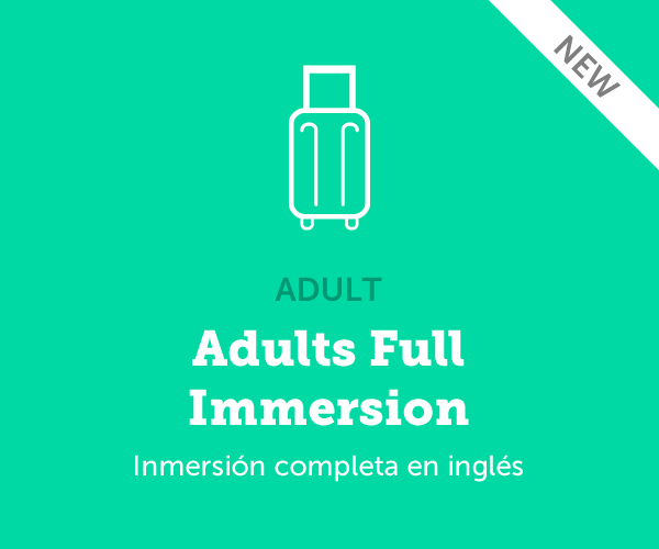 Adults Full Immersion