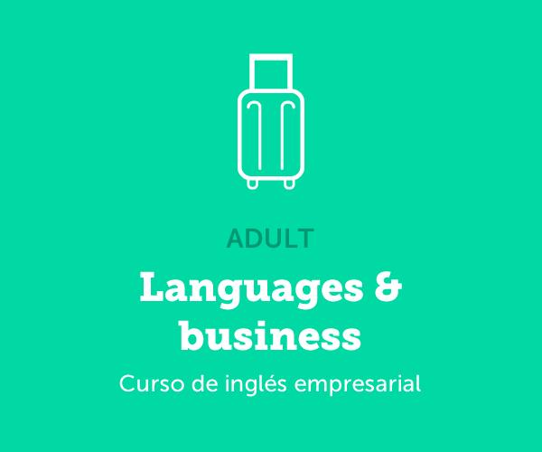 Languages & business