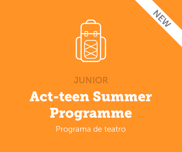 Act-teen Summer Programme